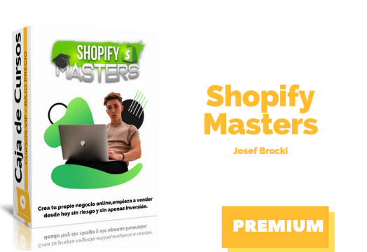 Curso Shopify Masters