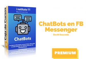 Curso ChatBots en FB Messenger