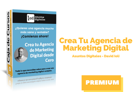 Crea Tu Agencia de Marketing Digital desde cero