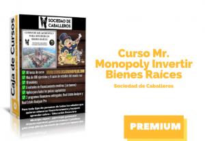 Curso De Mr. Monopoly Para Invertir En Bienes Raíces
