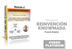 Lee más sobre el artículo Reinvención Knowmada con Franck Scipion