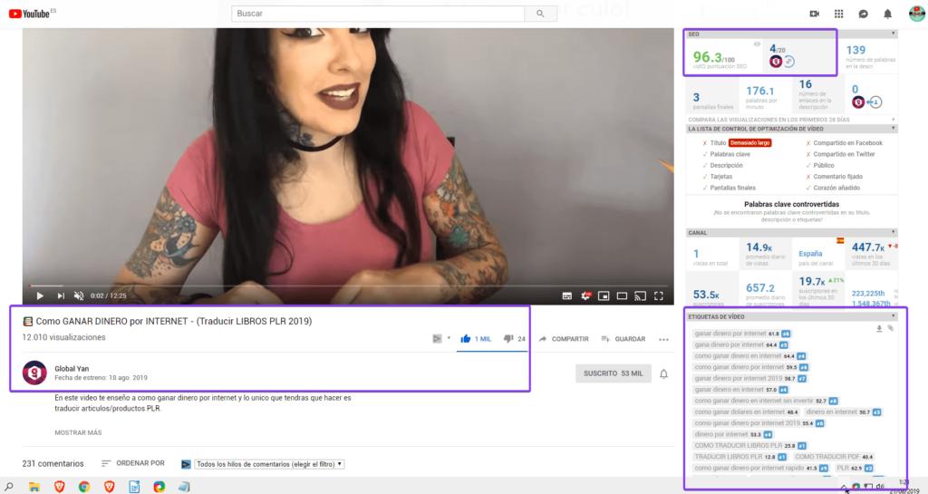 Curso Academia de Youtubers