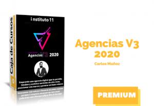 Curso Agencias V3 2020 – Carlos Muñoz