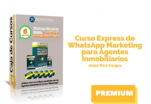 Curso Express de WhatsApp Marketing para Agentes Inmobiliarios