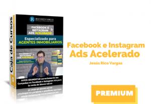 Lee más sobre el artículo Curso Express Facebook e Instagram Ads Acelerado – Jesus Rico Vargas