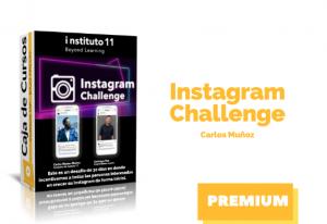 Lee más sobre el artículo Curso Instagram Challenge – Carlos Muñoz