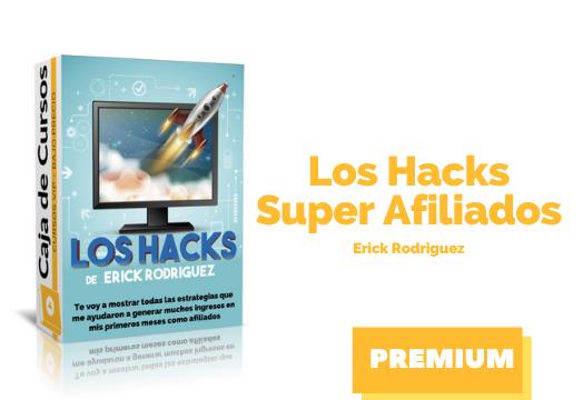 Curso Hacks de Super Afiliados