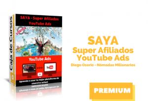 SAYA – Super Afiliados YouTube Ads