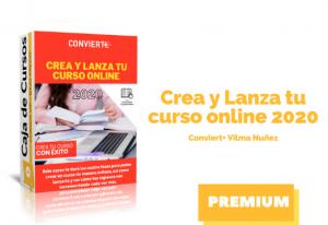 Curso Crea y Lanza Tu Curso Online 2020