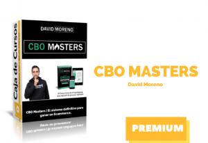 Curso CBO Masters – David Moreno
