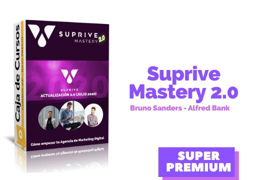 Suprive Mastery 2.0 (Actualización 2020)