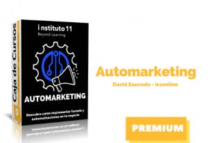 Lee más sobre el artículo Curso AutoMarketing – i11 online