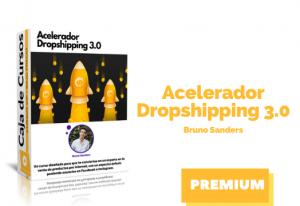 Acelerador Dropshipping 3.0 Bruno Sanders