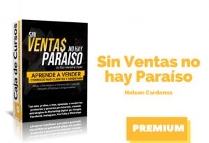 Lee más sobre el artículo Curso Sin Ventas no hay Paraíso