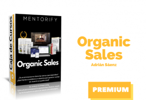 Curso Organic Sales con Adrián Sáenz