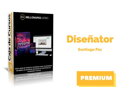 Curso Disenator – Santiago Paz