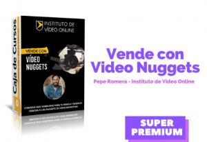 Lee más sobre el artículo Curso Vende con Video Nuggets