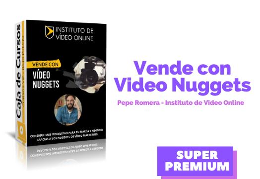 Curso Vende con Video Nuggets