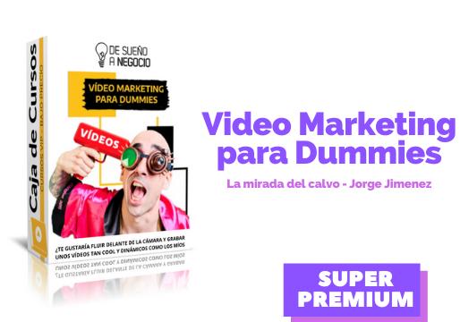 Curso Video Marketing para Dummies