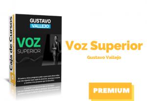Curso Voz Superior – Gustavo Vallejo