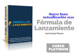 Curso Fórmula de Lanzamiento 2021(Actualización)