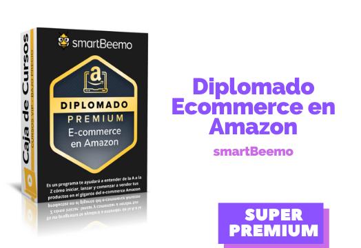 En este momento estás viendo Diplomado Premium en E-commerce en Amazon