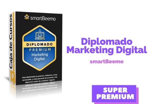Diplomado Premium en Marketing Digital