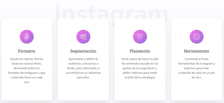 curso en linea instagram - Juan Lombana