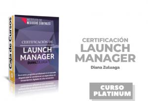 Certificación de Launch Manager