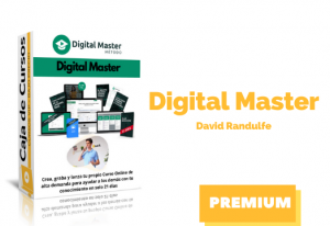Curso Digital Master – David Randulfe