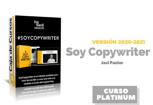 Curso Soy Copywriter Javi Pastor