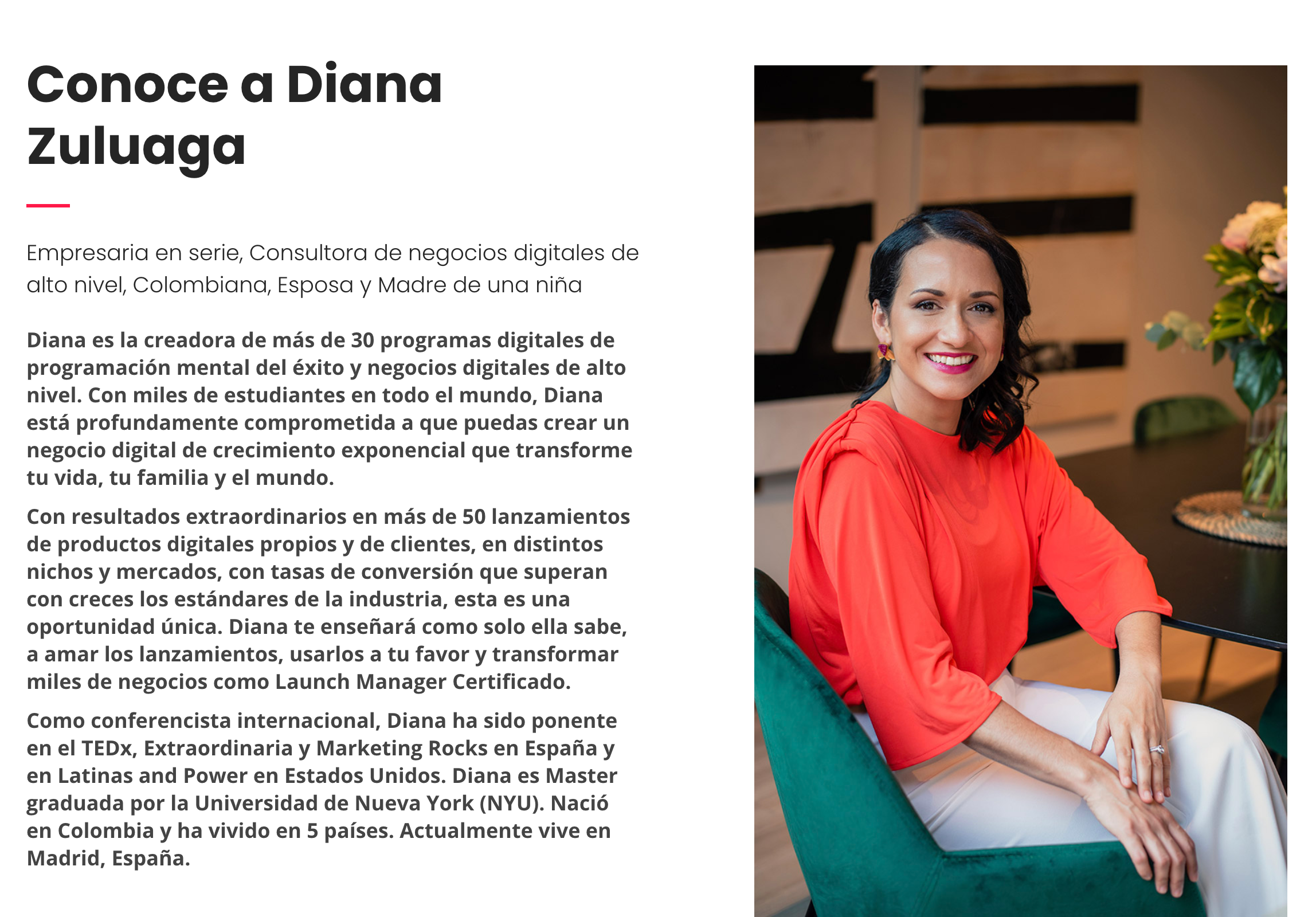 Certificación Business Coach