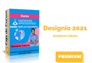 Curso DESIGNIO 2021 – Humberto Cabaña