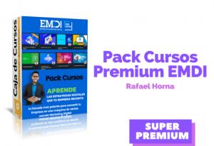 Lee más sobre el artículo Pack cursos EMDI Rafael Horna