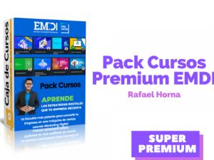 Pack cursos EMDI Rafael Horna