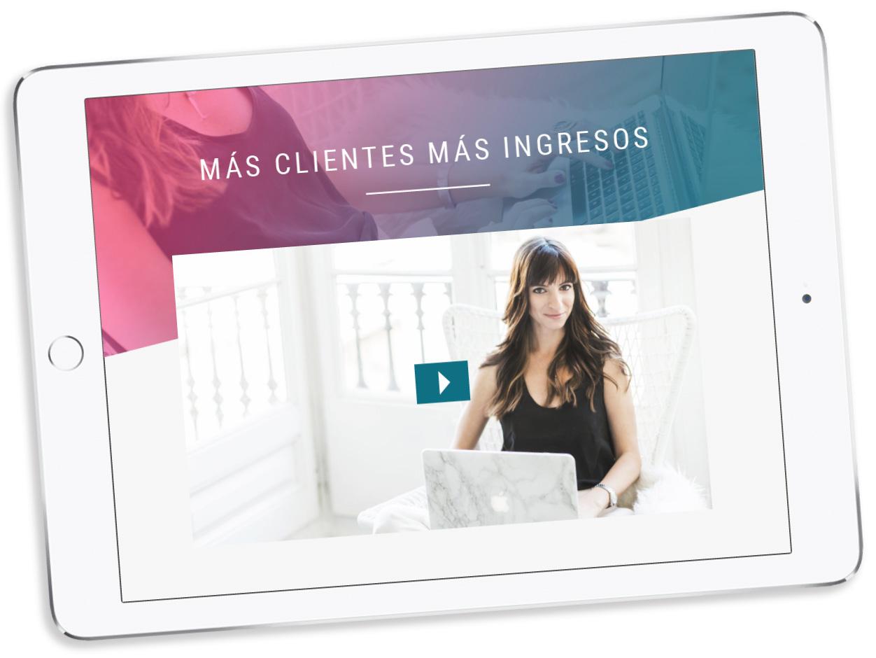 Más clientes más ingresos Laura Ribas
