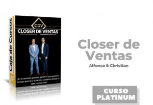 Lee más sobre el artículo Curso Closer de Ventas Alfonso & Christian