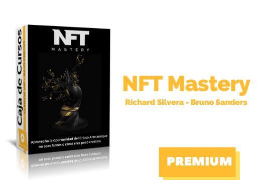 En este momento estás viendo Curso NFT Mastery – Richard Silvera y Bruno Sanders