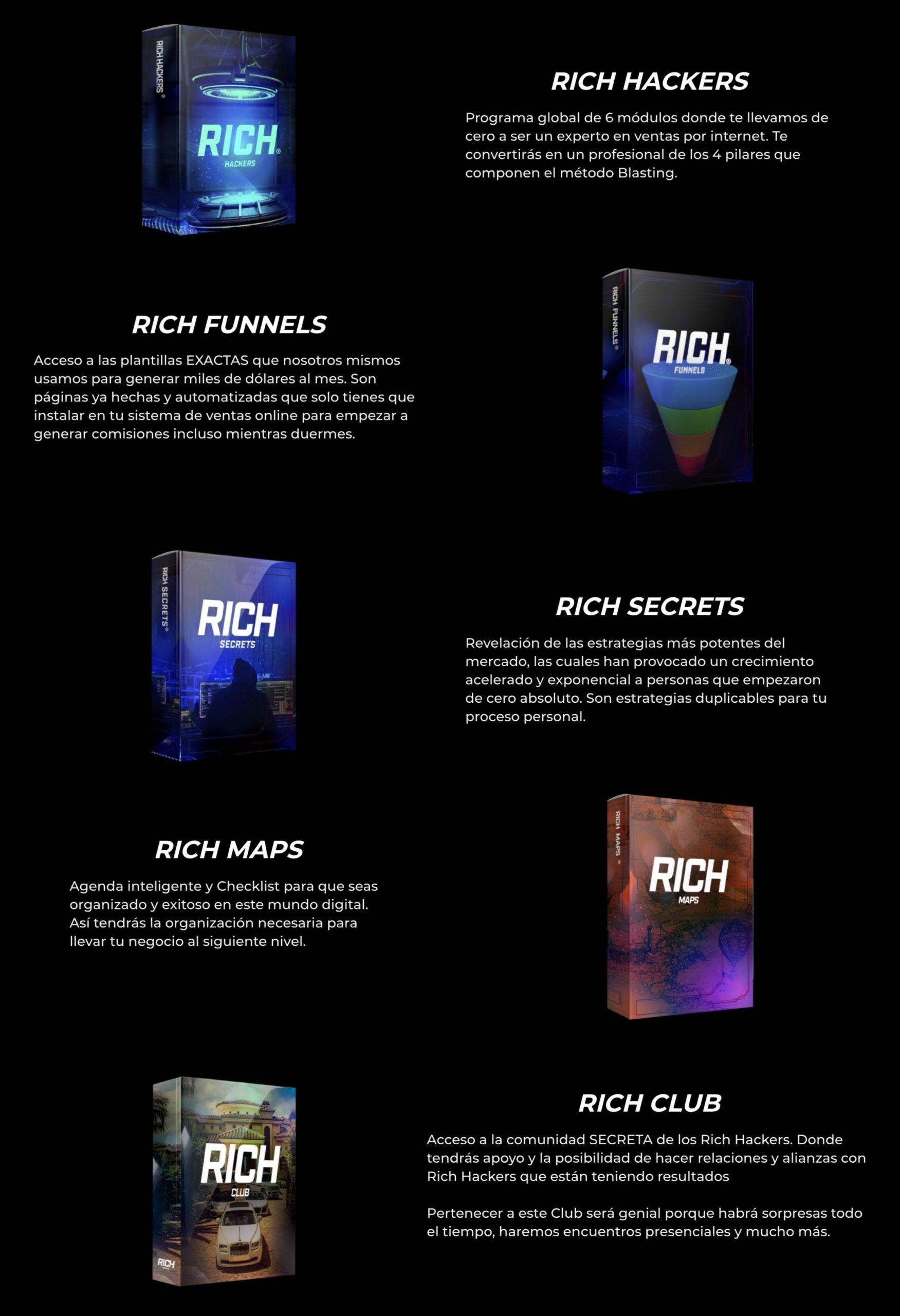 Rich Hackers de Rich Academy